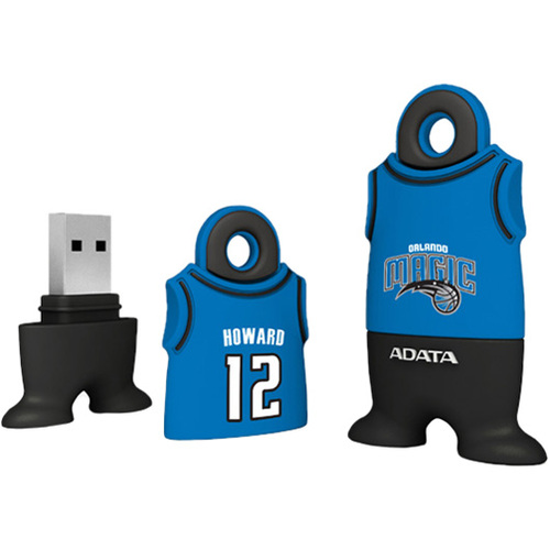 ADATA NBA Chicago Bulls - Dwight Howard 4 GB Flash Drive