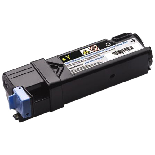 Dell 331-0715 Toner Cartridge - Yellow