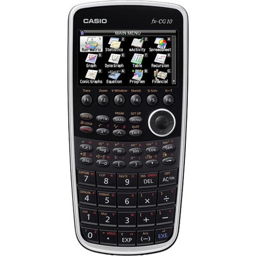 Casio PRIZM FX-CG10 Graphing Calculator