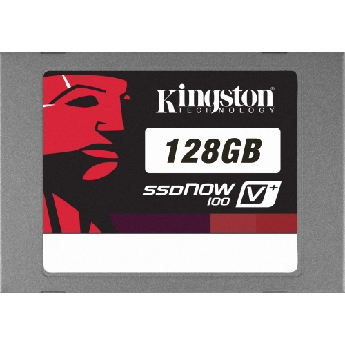 Kingston SSDNow V+100 SVP100S2/128G 128 GB Internal Solid State Drive - 1 Pack