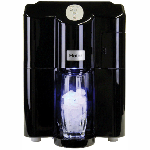 Haier HPIMD25B Cube Ice Maker - Black