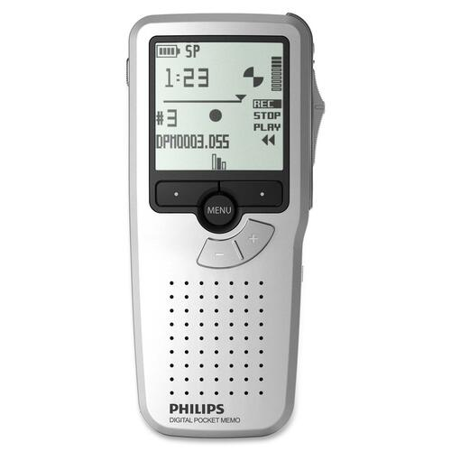 Philips Pocket Memo LFH9380 Digital Voice Recorder