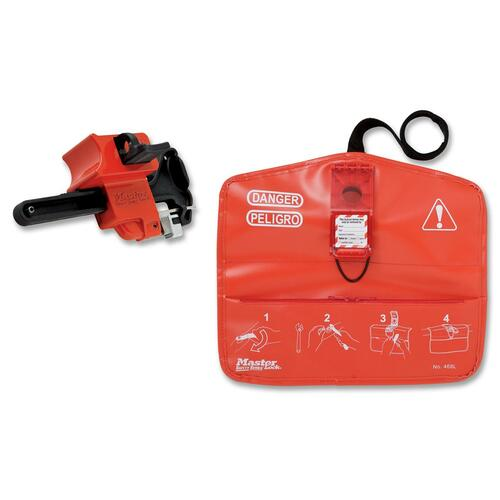 Master Lock S1000 Seal Tight Safety Lockout Kit