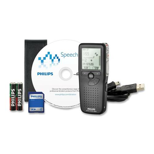 Philips 9375 Digital Voice Recorder