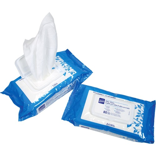 Unimed-Midwest Nice Pak Nice'N Clean Thick Baby Wipes