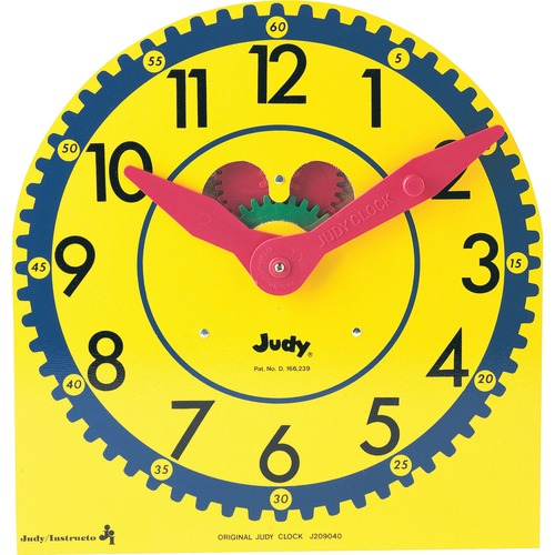 Carson Original Judy Clock | by Plexsupply