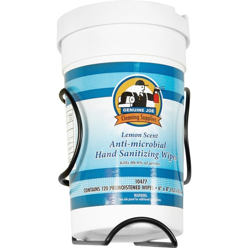 Buddy Products Hand-sanitizing Wipes Canister Holder/Rack