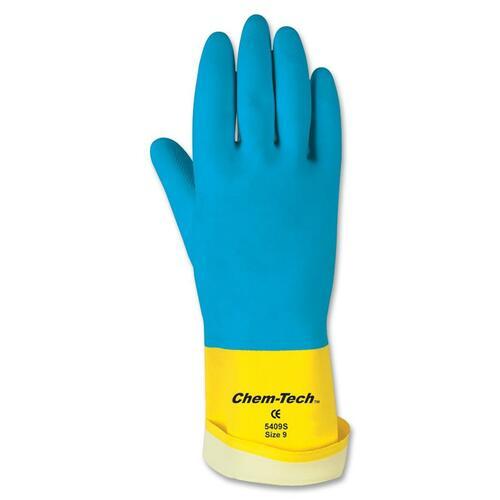 MCR Safety Chem-Tech Latex Gloves