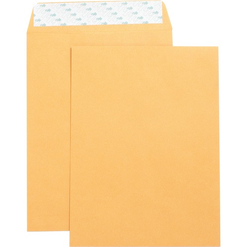 Bus. Source Self Adhesive Kraft Catalog Envelopes | by Plexsupply