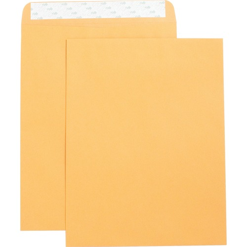 Bus. Source Self Adhesive Kraft Catalog Envelopes   by Plexsupply
