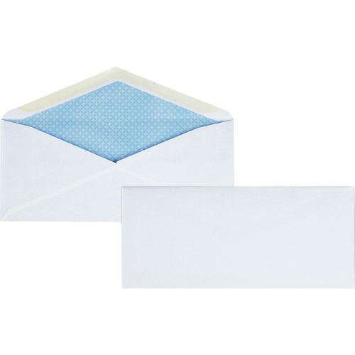 Bus. Source No.10 Regular Tint Security Envelopes  | by Plexsupply
