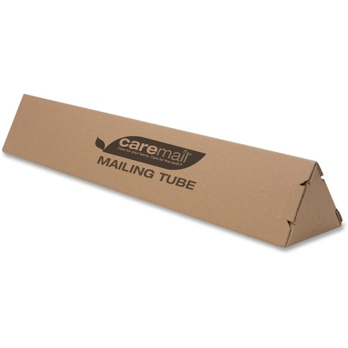 Shurtech Brands 1407103 Triangle Mailing Tube