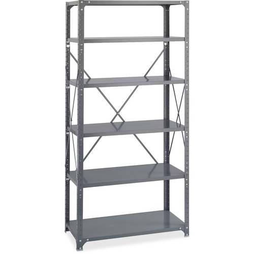 Safco Commercial Shelf Kit