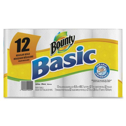 Procter & Gamble Basic Paper Towel