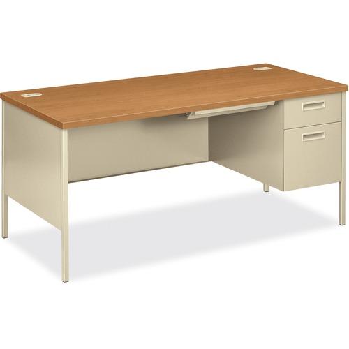 HON Metro Classic P3265R Pedestal Desk