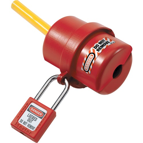 Master Lock Rotating Electrical Plug Lockout | by Plexsupply