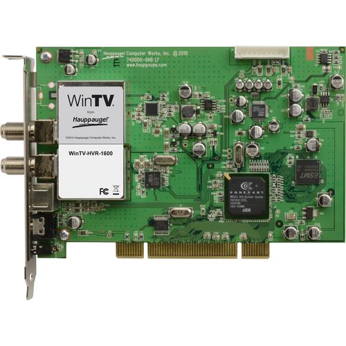Hauppauge WinTV HVR-1600 TV Tuner