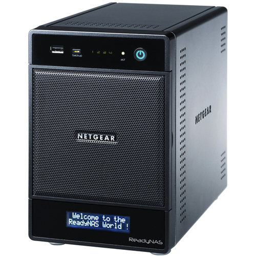 Netgear ReadyNAS RNDP600U Network Storage Server