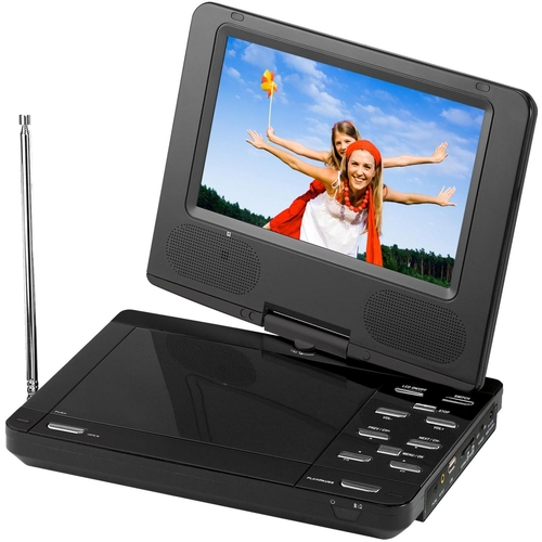 Supersonic SC-259 Portable DVD Player