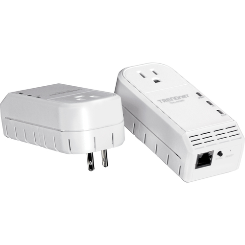 TRENDnet TPL-402E Powerline Network Adapter
