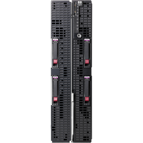 HP ProLiant 589046-B21 Blade Entry-level Server - 2 x Xeon E7540 2 GHz