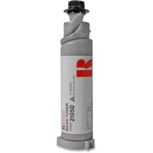 Ricoh Type 2105D Black Toner Bottle