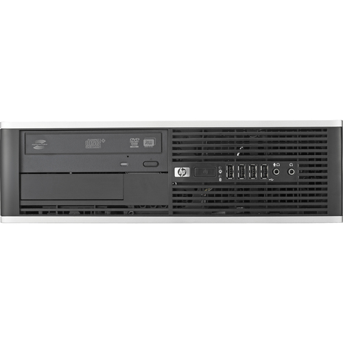 HP Business Desktop 8000 Elite Desktop Computer - Intel Core 2 Duo E8400 3 GHz - Small Form Factor