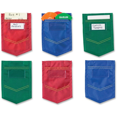 Learning Resources Magnetic Mini Pockets Set