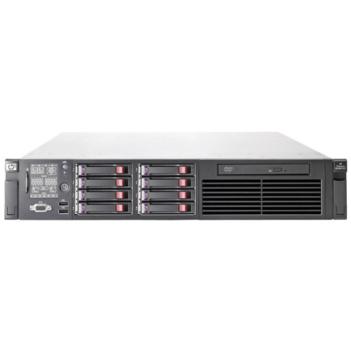 HP ProLiant DL380 G7 589152R-001 2U Rack Entry-level Server - 1 x Xeon E5620 2.4GHz (Refurbished)