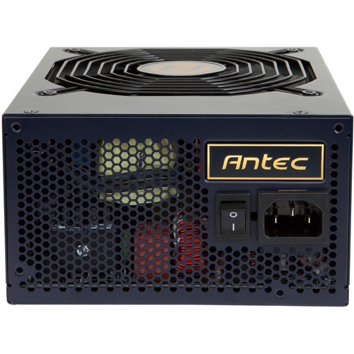 Antec HCP-750 ATX12V & EPS12V Power Supply - 92% Efficiency - 750 W