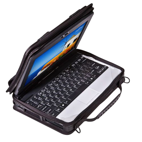 Fujitsu FPCCC148 Carrying Case for Notebook - Black