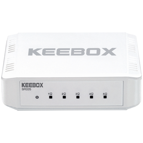 KEEBOX SFE05 Ethernet Switch - 5 Port