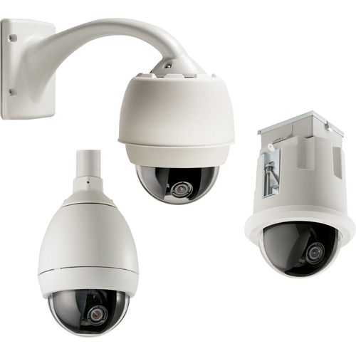 The Bosch Group AutoDome VG4-323-ECS0W Surveillance/Network Camera