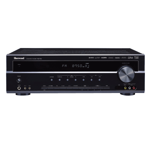 Sherwood America RD-705i A/V Receiver - 110 W RMS - 7.1 Channel