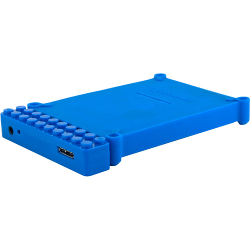 Cavalry Storage Bulldog CABD2BR-BL Storage Enclosure - External - Blue