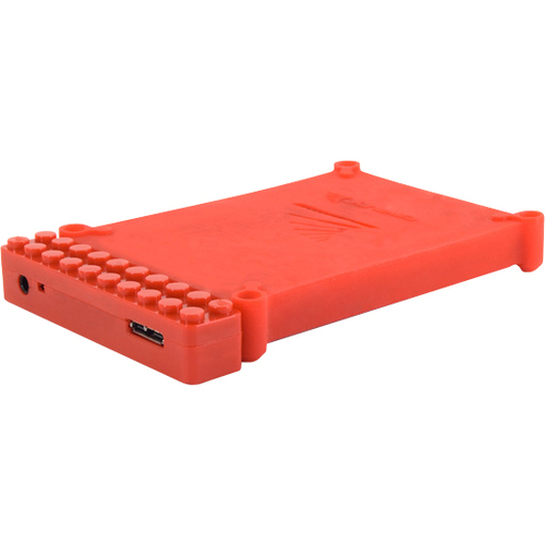 Cavalry Bulldog CABD2BR-R Drive Enclosure - External - Red