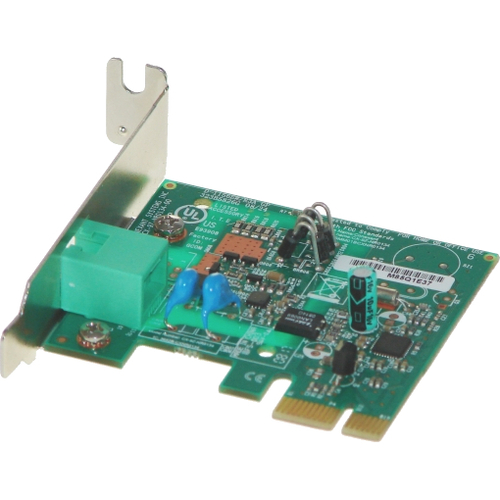 Hiro V.92 56K Internal Low Profile PCI Express x1 Data Fax Voice Modem