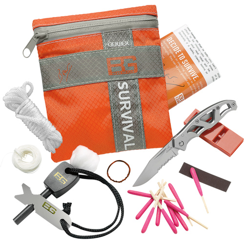 Gerber 31-000700 Survival Kit