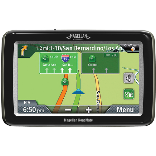 Mitac International RoadMate 3030-LM Automobile Portable GPS Navigator