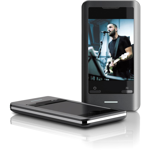 Coby MP827 8 GB Flash Portable Media Player