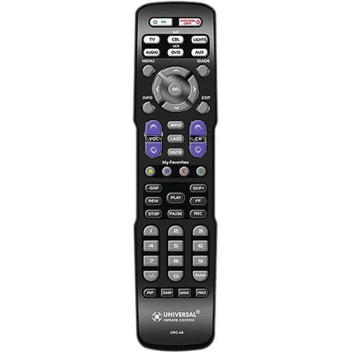 Universal Remote Control URC-A6 Remote Control