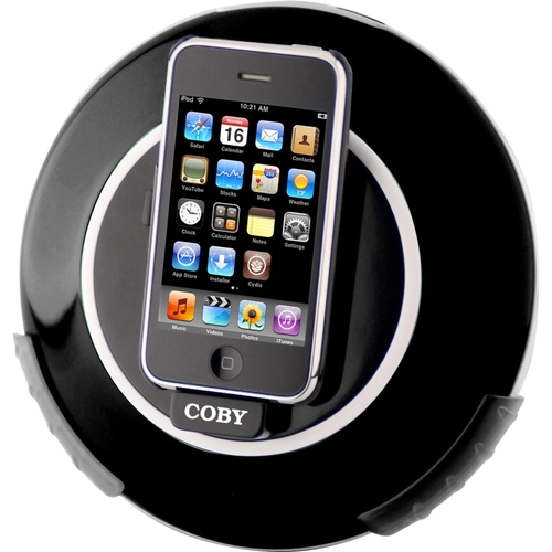 Coby CSMP105 2.0 Speaker System