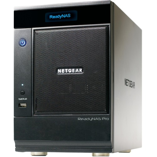 Netgear ReadyNAS Pro RNDP6000 Network Storage Server