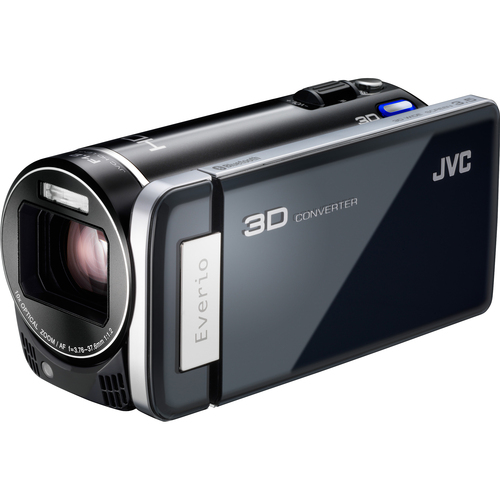 "JVC Everio GZ-HM960 Digital Camcorder - 3.5"" LCD - Touchscreen - CMOS - Black"