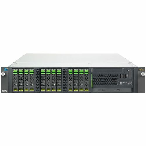 Fujitsu PRIMERGY VFY:R3006SC150US 2U Rack Entry-level Server - 2 x Xeon E5640 2.66 GHz