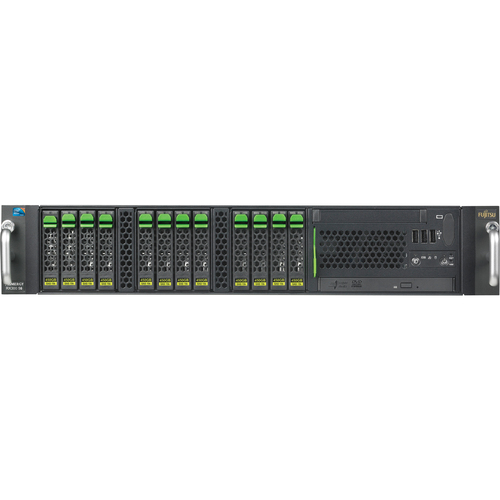 Fujitsu PRIMERGY VFY:R3006SC170US 2U Rack Entry-level Server - 2 x Xeon X5680 3.33 GHz