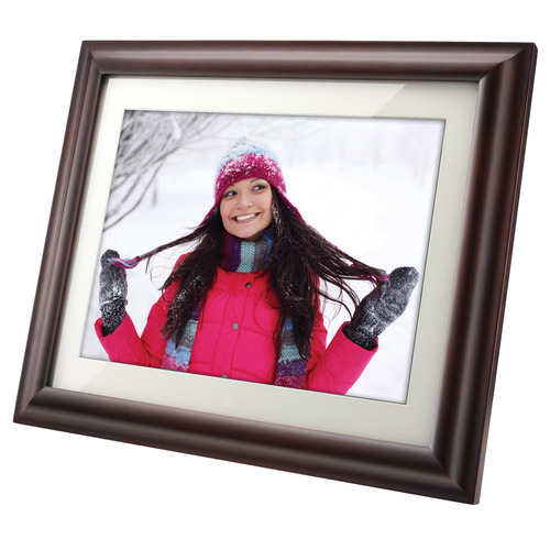 "Viewsonic VFM1536-11 15"" LCD Digital Frame - Wood"