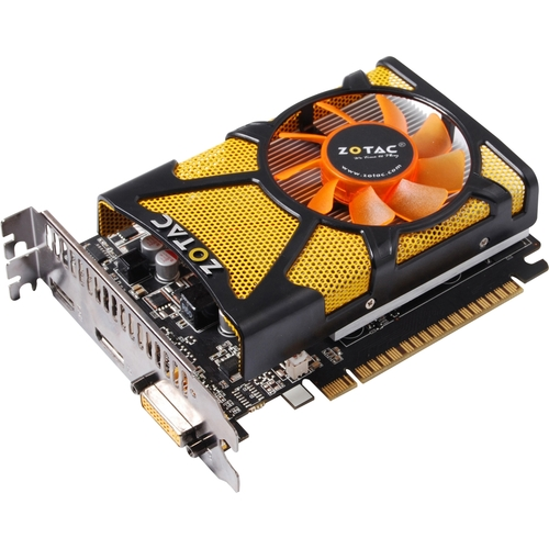 Zotac ZT-40701-10L GeForce GT 440 Graphics Card - 810 MHz Core - 512 MB DDR5 SDRAM - PCI Express 2.0 x16