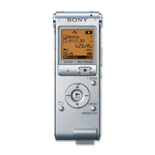Sony ICD-UX512 2GB Digital Voice Recorder