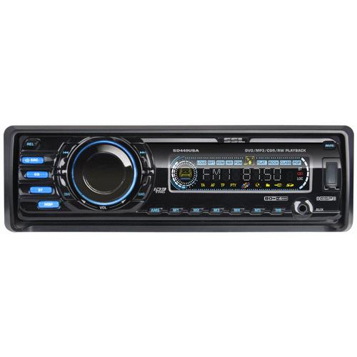 Soundstorm SD440USA Car DVD Player - 320 W - Single DIN